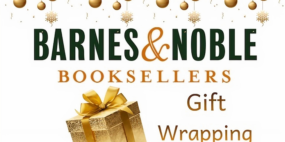 Barnes and Noble Gift Wrap