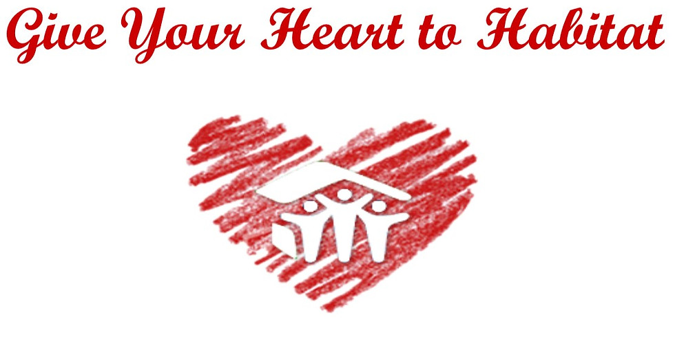 Give Your Heart to Habitat (1)