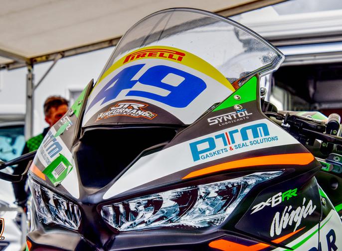 Croft Circuit - NLR - Joe Talbot 19 Racing