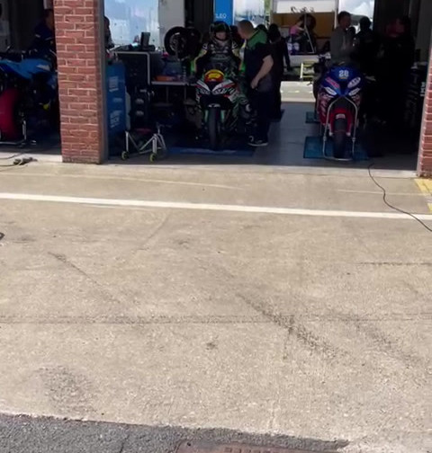 BSB Test 3 - Oulton Park - Joe Talbot 19 Racing