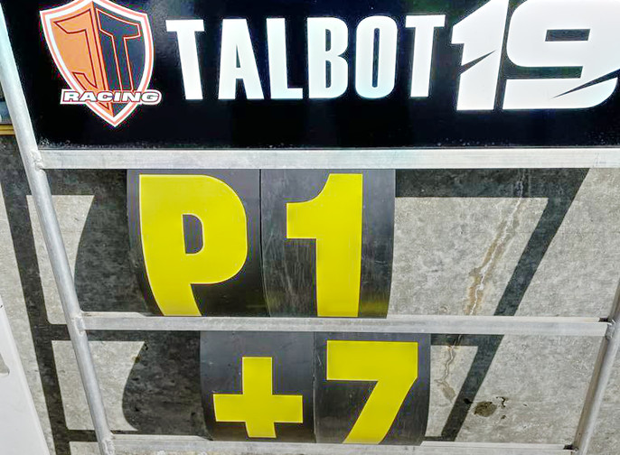 Cadwell Park - NLR Winner ! Joe Talbot 19 Racing