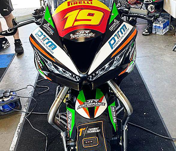 Donington Park Joe Talbot 10 Racing .JPG