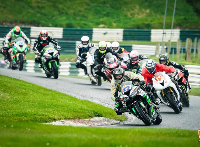 Cadwell Park - No Limits Racing - Joe Talbot 19 Racing