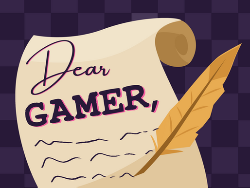 Dear Gamer: Portable Gamer (Nintendo Nube)
