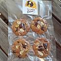 Paquet de 4 cookies