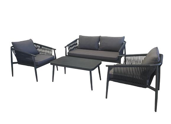 Daytona 4pc lounge setting