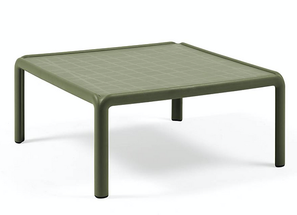 Komodo coffee table (moulded top)