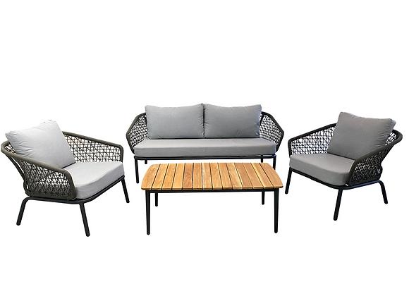 Cordoba 4pc lounge setting