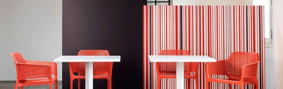 Cafe & commercial furniture
