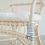 Thumbnail: Nadia natural cane relax chair