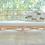 Thumbnail: Albion natural cane 3 seat sofa