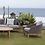 Thumbnail: Crown 4pc woven lounge - seats 4