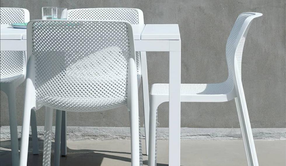 Italian made - aluminium & resin