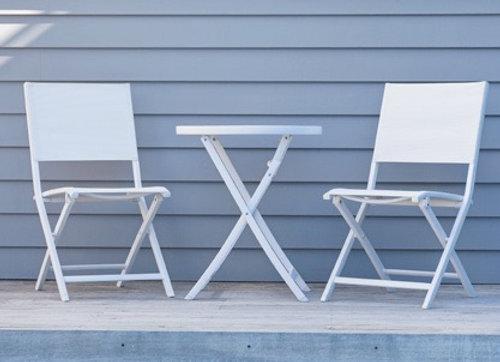 Ergo folding chair