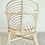 Thumbnail: Albion natural cane lounge chair