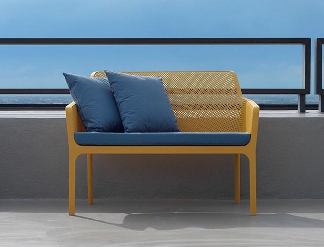 Nardi bench seat