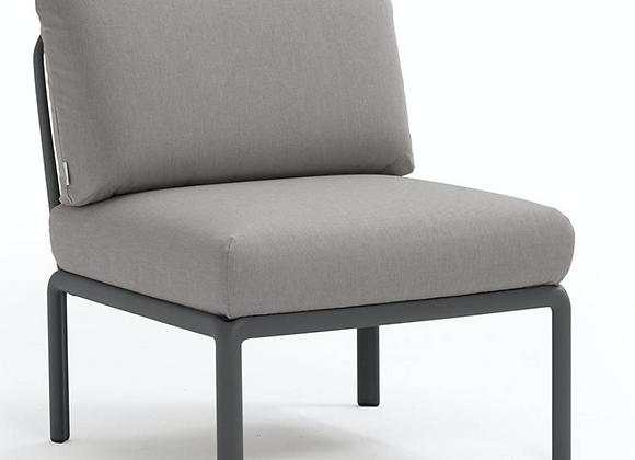 Komodo Centre (armless) module - Nardi Acrylic fabric