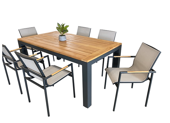 Urban & Jasper 7pc dining setting