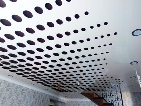 Резной потолок Сочи
