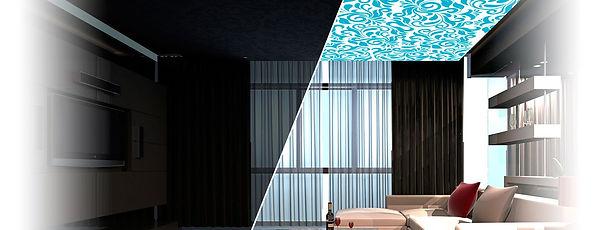 Натяжные потолки по низким ценам в Сочи