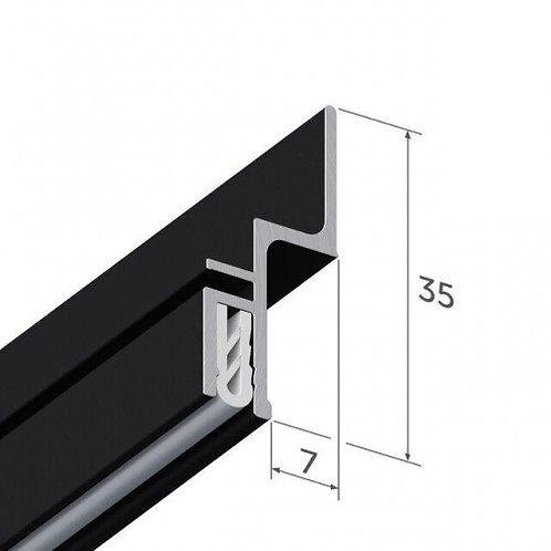 Профиль EuroSLOTT стеновой для ткани
