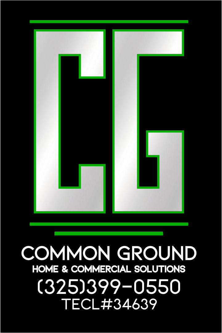Common Ground Home & Commercial Solutions