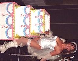 Sexy Cake Pop Girl Telegram