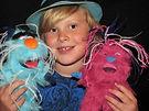 Monster plush stuffed animals