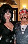 Elvira Impersonator