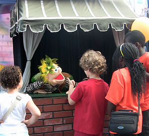 Little Puppet Theater
