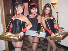 Ciggarette Girls