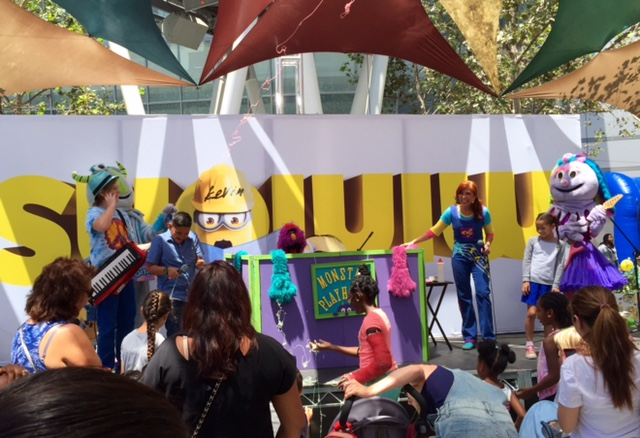 Kiddle Karoo Monster Kindierock Band