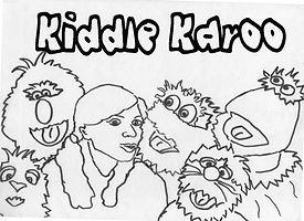 Kiddle Karoo Coloring Page