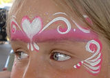 Princess Face Paint