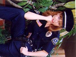 Cop Singing Telegrams