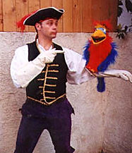 Pirate shows for kids
