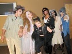 Michael Jackson & Thriller Zombies
