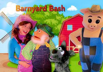 Virtual Barnyard Puppet Show
