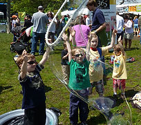 Bubble Shows for kids
