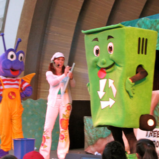 Litterbug/Recycle Bin