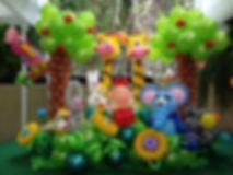 Balloon Decoations