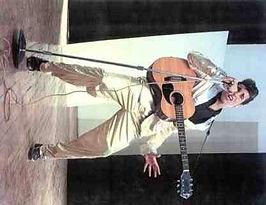 Elvis Singing Telegram