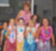 Kids Hula dance party