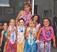 Kids Hula dance party