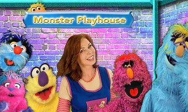Virtual Monster Puppet Show