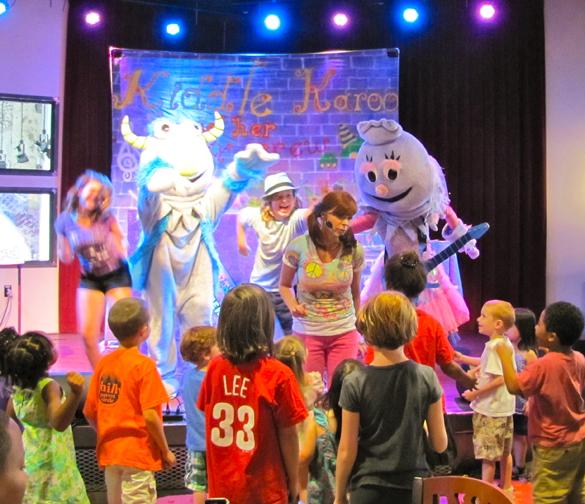 Kids Rock Concert