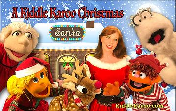 Virtual Christmas Puppet Show