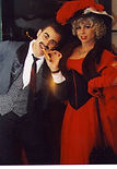 Groucho Marks Impersonator