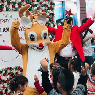 Rudolph, Reindeer