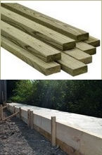 Sawn Treated Timber - Angus Maciver Building Supplies